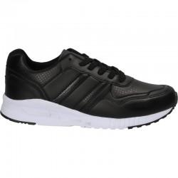 Pantofi negri, sport barbati