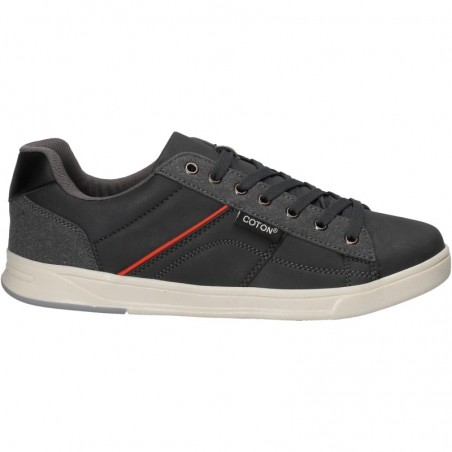Sneakers moderni, gri, pentru barbati