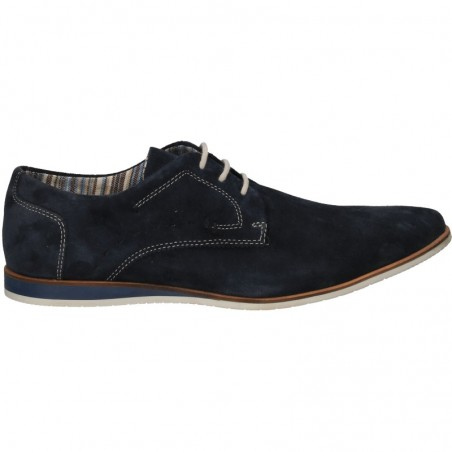 Pantofi barbatesti din piele intoarsa