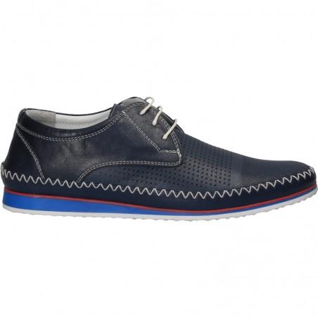 Pantofi barbatesti, smart casual, piele naturala