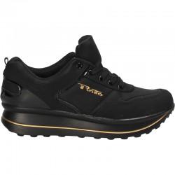 Pantofi casual, negri, pentru femei