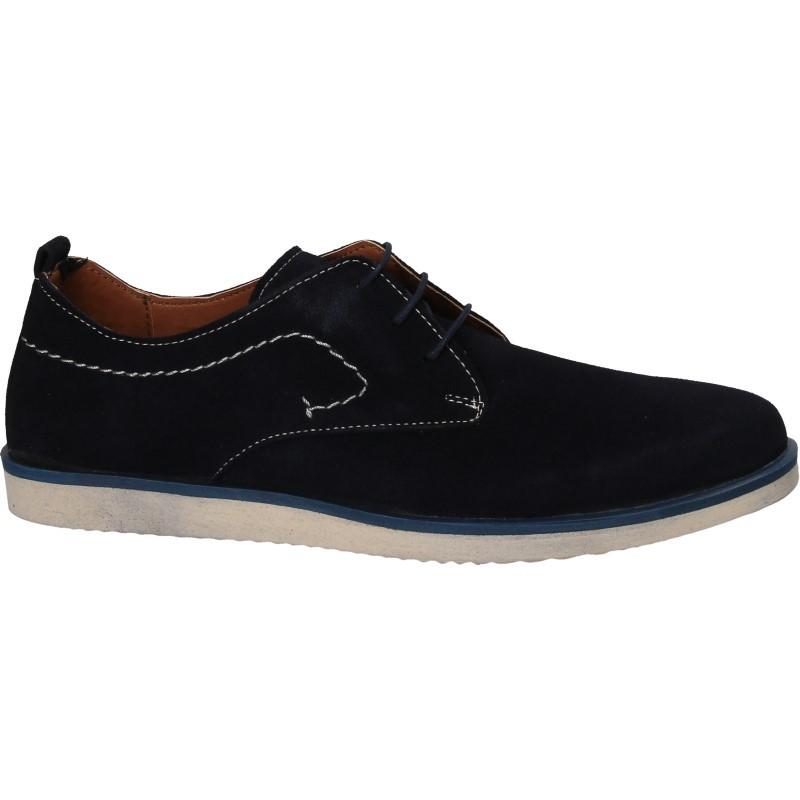 Pantofi smart casual, barbati, piele naturala