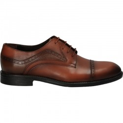 Pantofi business, din piele, pentru barbati