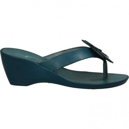 Saboti fashion, dama, piele naturala, flip flops