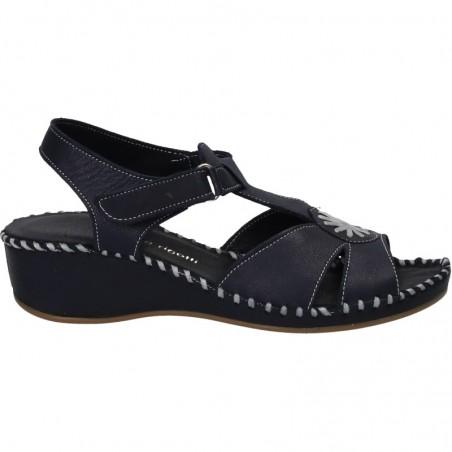Sandale de dama, moderne, piele naturala