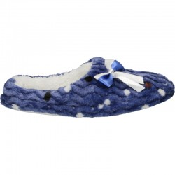 Papuci de casa, din blana, pentru femei