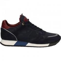 Sneakers urbani, piele, pentru barbati