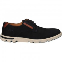 Pantofi barbatesti, piele nubuk, stil urban