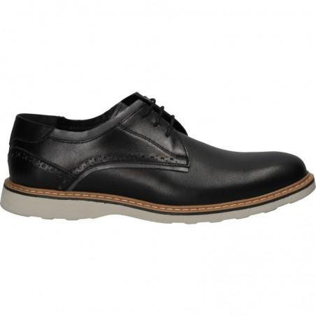 Pantofi trendy, piele naturala, pentru barbati