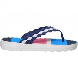 Slapi flip flops, multicolori, de dama
