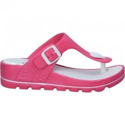 Papuci femei, flip flops, culoarea roz