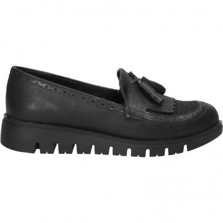 Pantofi casual, de dama, in stil Oxford