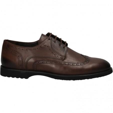 Pantofi eleganti, din piele, pentru barbati