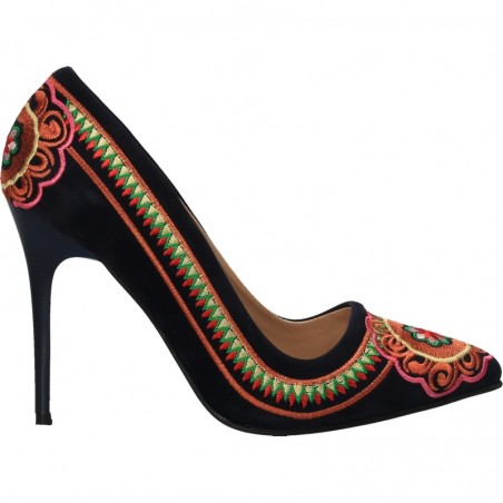 Pantofi cu toc inalt, motive traditionale