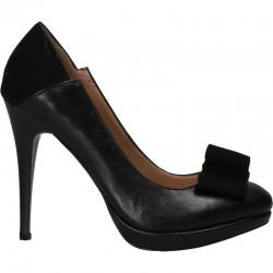 Pantofi de gala, toc inalt,...