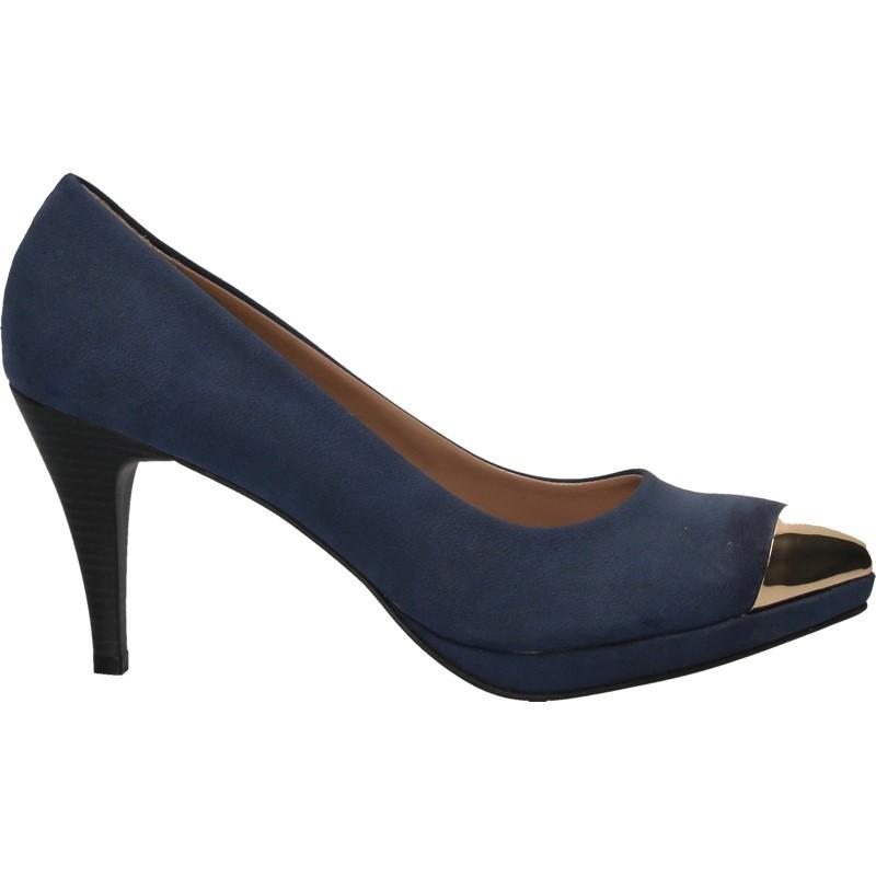 Pantofi dama, stil elegant, toc mediu