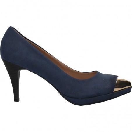 Pantofi de dama, stil elegant, toc mediu