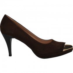 Pantofi maro, platforma...