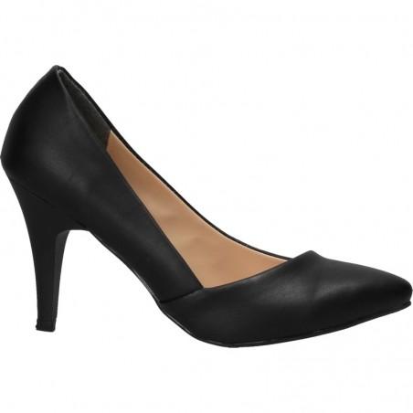 Pantofi eleganti, negri, pentru femei