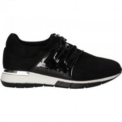 Sneakers moderni, negri, de dama