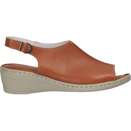 Sandale moderne, platforma, piele naturala