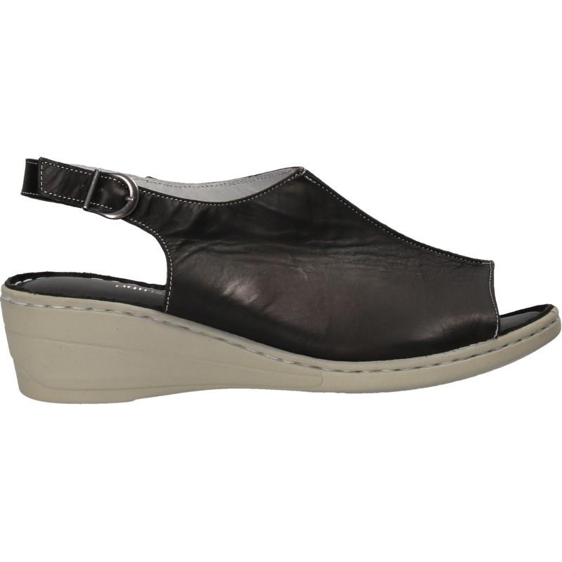 Sandale moderne, de dama, din piele