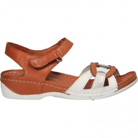 Sandale fashion, stil casual, piele naturala