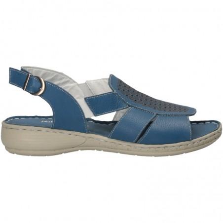 Sandale clasice, de dama, piele naturala