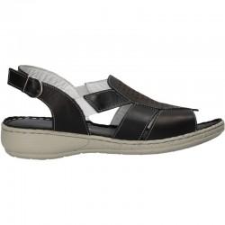 Sandale comode, de dama, piele