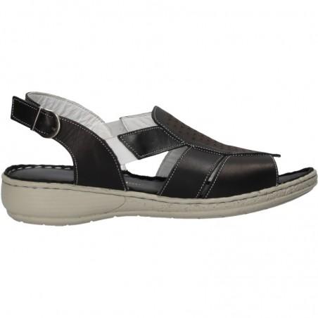 Sandale comode, de dama, piele naturala