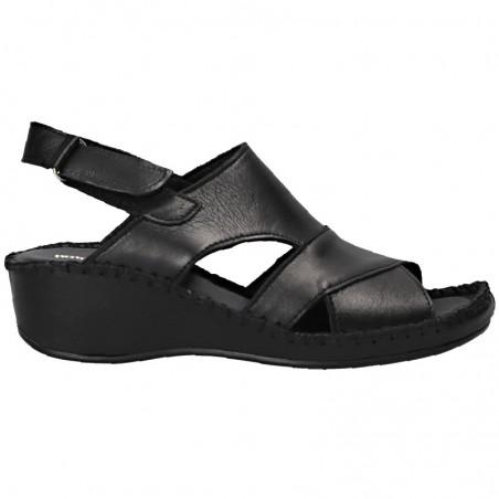 Sandale moderne, piele, cusute manual