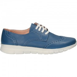 Sneakers Oxford, de dama, piele naturala