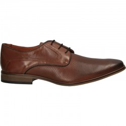 Pantofi office, barbatesti, piele naturala