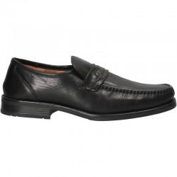 Pantofi barbatesti, fara siret, din piele