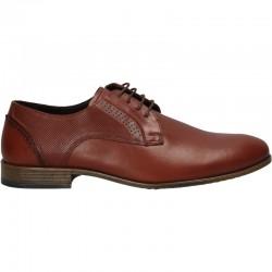 Pantofi business, din piele, barbati