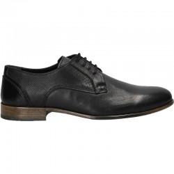 Pantofi barbatesti, office, piele naturala