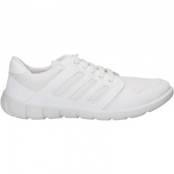 Pantofi stil sport, albi, pentru femei