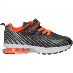 Pantofi sport, gri, pentru copii