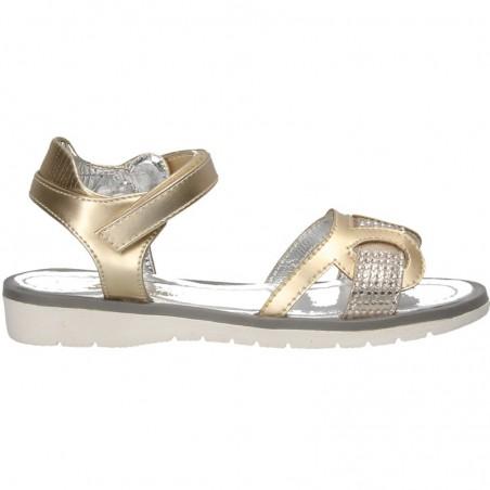 Sandale moderne, cu strasuri pentru fete