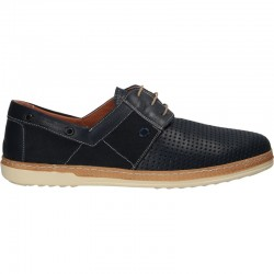 Pantofi urbani, de vara, piele naturala