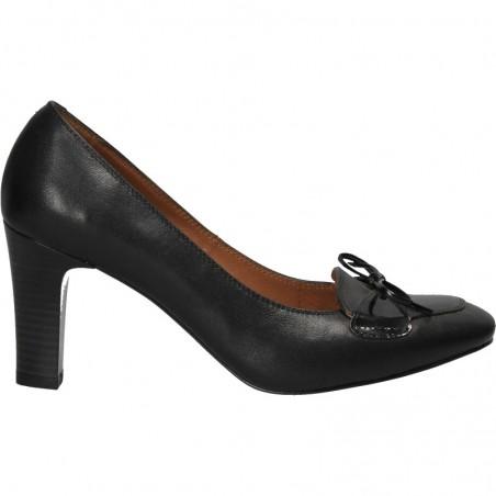 Pantofi office, din piele, pentru femei