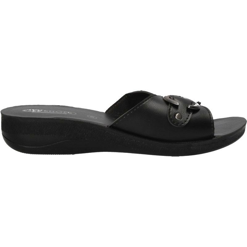 Papuci de dama, simpli si comozi