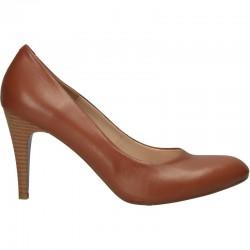 Pantofi clasici de dama, din piele naturala