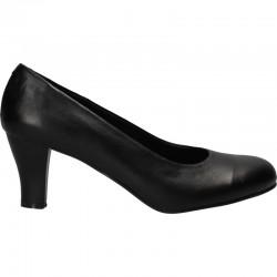 Pantofi clasici, negri, piele naturala