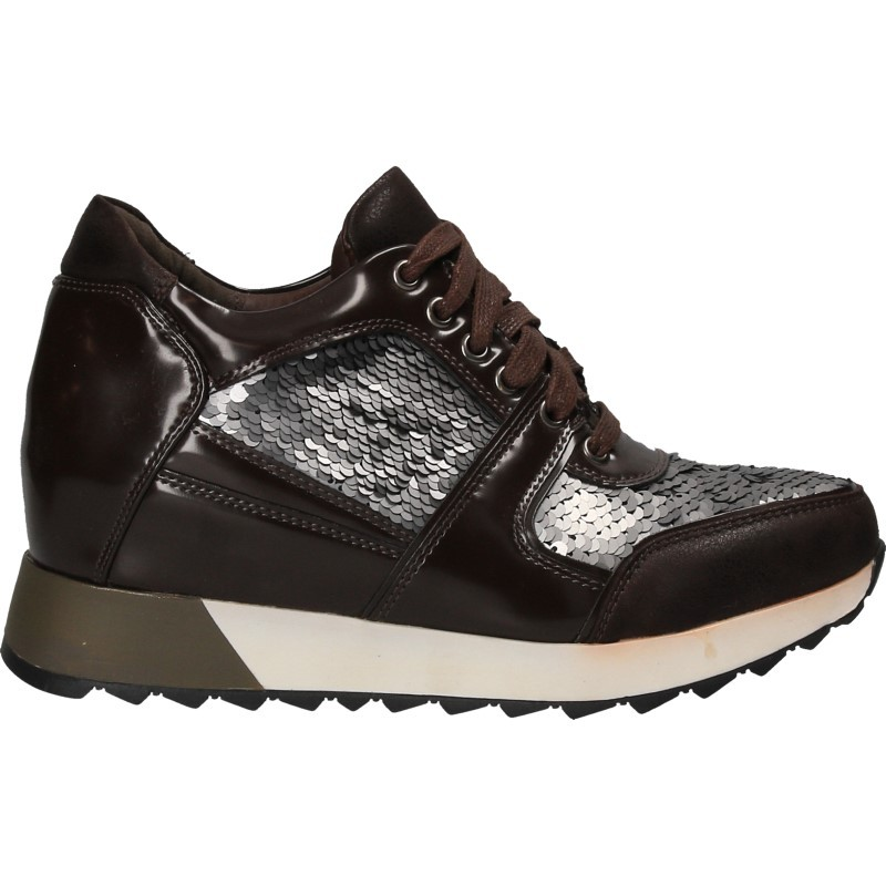 Pantofi fashion, de dama, cu paiete