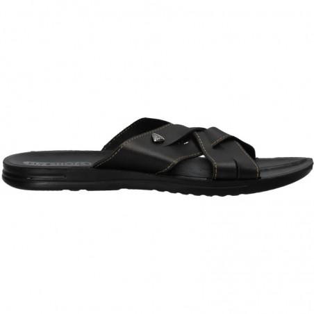 Papuci barbatesti, moderni, culoarea neagra