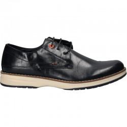 Pantofi barbatesti, smart casual, bleumarin