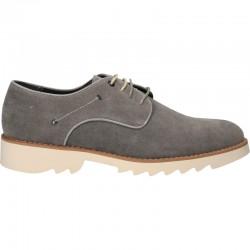 Pantofi barbatesti, gri, stil casual