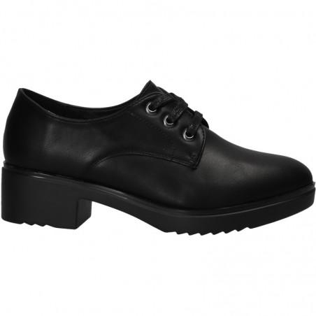 Pantofi femei, casual, cu siret