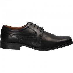 Pantofi eleganti, barbatesti, din piele naturala